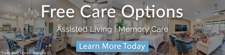 Senior Living Care Options Ad